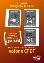 Sgen-CFDT - Inspection académique du Finistère