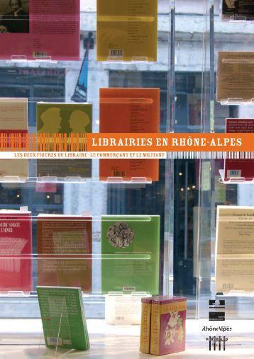 Librairies en Rhône-Alpes - Arald