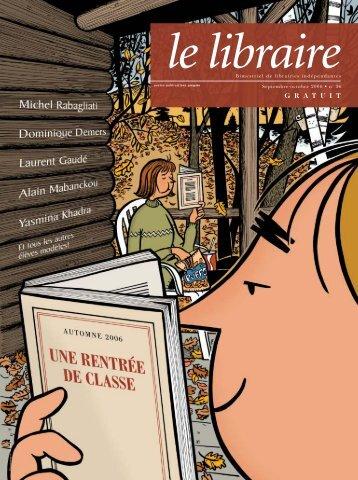 Numéro 36 - Le libraire