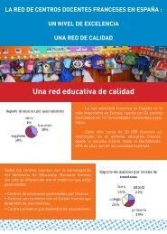 Una red educativa de calidad