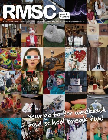 Your go-to for weekend and school break fun! - Rochester Museum ...