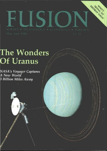 The Wonders Of Uranus
