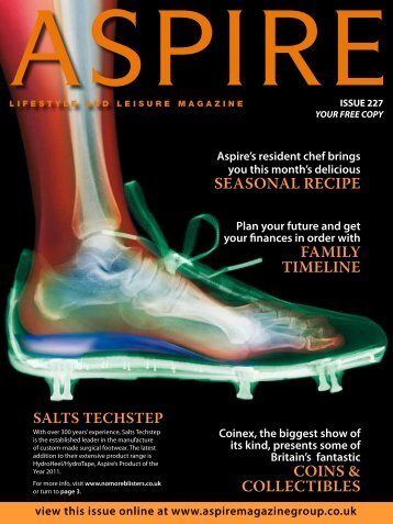 Salts Techstep - Aspire Magazine