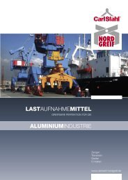 Katalog für die Aluminiumindustrie als PDF-Datei herunterladen...