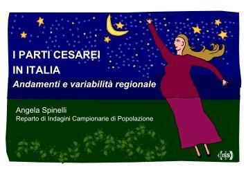 I PARTI CESAREI IN ITALIA - EpiCentro