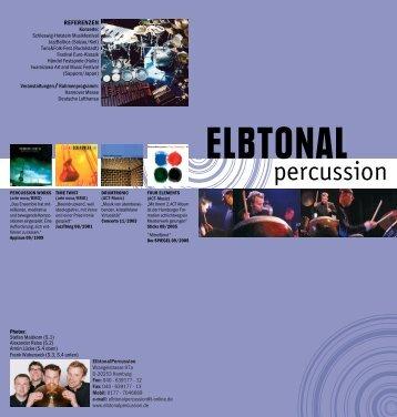 ELBTONAL - Altenburger Musikfestival 2013