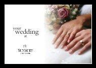 CG=Sunbury Wedding Brochure+Folder=Feb12 38654 FINAL.indd