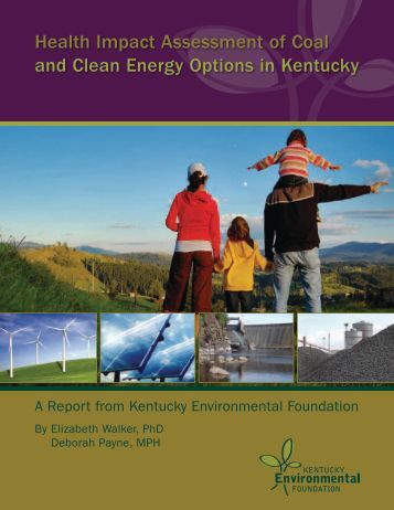 Health Impact Assessment of Coal and Clean Energy ... - Junk Science
