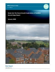 Report - West Midlands Regional Assembly