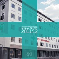 Annual Report 2011 - 2012 - Colombo Stock Exchange