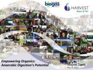 Empowering Organics: Anaerobic Digestion's Potential - American ...