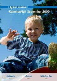 KommunNytt oktober 2008 - Kil