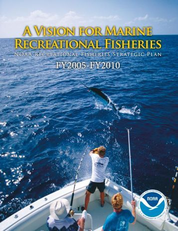 Recreational Fisheries Strategic Plan - National Sea Grant Office ...