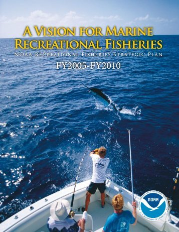 Recreational Fisheries Strategic Plan - National Sea Grant Office ...