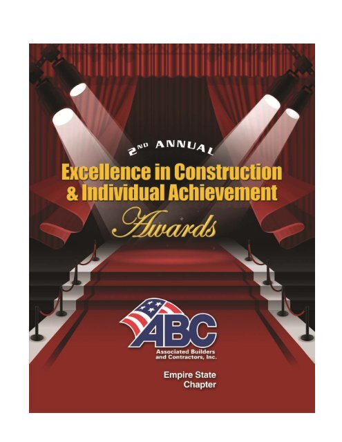Excellence in Construction Awards