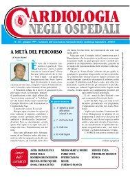 A METÀ DEL PERCORSO - Anmco