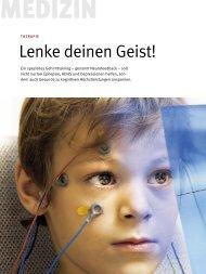 Lenke deinen Geist (PDF) - Wissenschaft Online