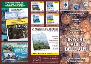 Boschi e alberi delle Alpi - Marghera - Club Alpino Italiano