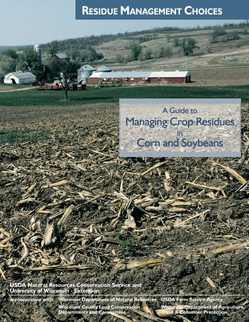 Residue Management Choices - Water Resources Education ...