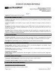 SCHEDA DI SICUREZZA MATERIALE - Ultradent Products, Inc. - Page 2