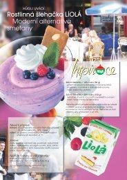 Liola - Hügli Food sro