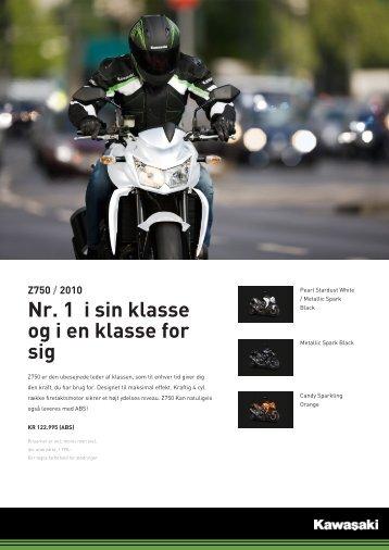 Klik her for yderlige info... - KJ Motorcykler