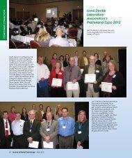 Iowa Dental Laboratory Association's Prairieland ... - JDT Unbound
