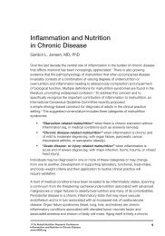16638 Conference Report r3 - Abbott Nutrition