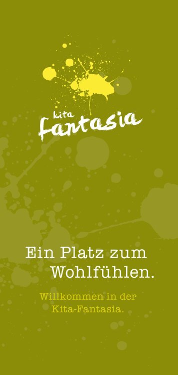 Zum Kita-Fantasia Flyer