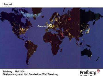 Germany - SCUPAD