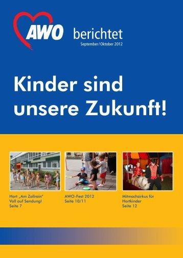Ausgabe 2/2012 - AWO Regionalverband Halle-Merseburg eV