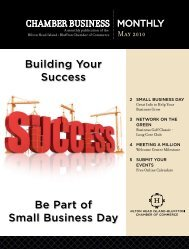 Building your Success Be Part of Small Business Day - Hilton Head ...