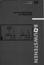 Page 1 Page 2 On the Effectiveness of Ventilation. PROEFSCHRIFT ...