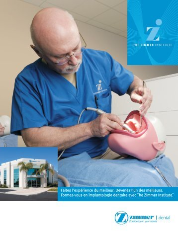 The Zimmer Institute - Zimmer Dental