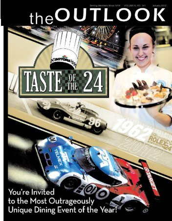 January 2012 Newsletter - Daytona Beach Chamber of Commerce