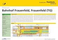 Dossier Frauenfeld (TG)Link wird in einem neuen Fenster ... - Postauto