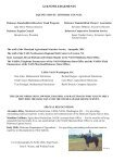 2004 Delaware Equine Study - Delaware Department of Agriculture - Page 5