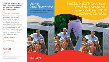 SanDisk Digital Photo Viewer