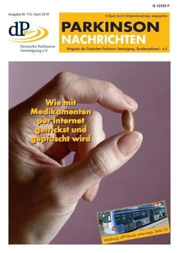 Zöller - Deutsche Parkinson Vereinigung eV