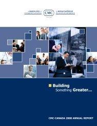 Building - Canadian Association of Management Consultants