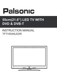 Instruction Manual - Appliances Online