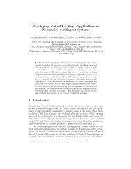 Developing Virtual Heritage Applications as ... - ResearchGate