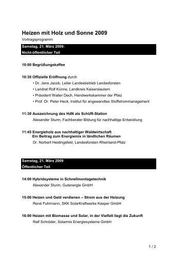 10 haberl holz und sonne holzenergie symposium. Black Bedroom Furniture Sets. Home Design Ideas