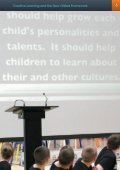 Creative learning and the new ofsted framework - University of ... - Page 5
