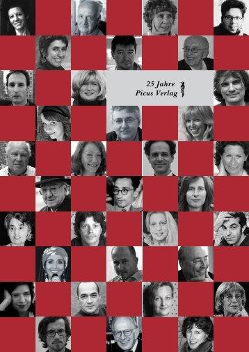 25 Jahre Picus Verlag 1