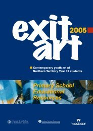Primary School Educational Resources - Department of Arts and ...