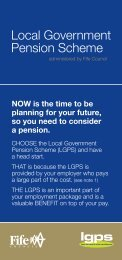 Local Government Pension Scheme