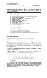 2012-12-17 spécial (20h) - City of Côte Saint-Luc