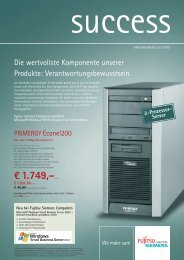 € 1.749,–Brutto1) - cobra computer systeme GmbH