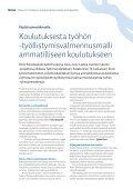 Koulutuksesta työhön - Rakennerahastot.fi - Page 2